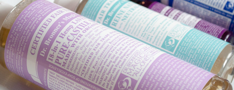 Dr. Bronner's: Collection Update, Uses, and Mini-Review
