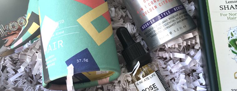 """Vertue Box """"Good Hair Day"""" – Review"""