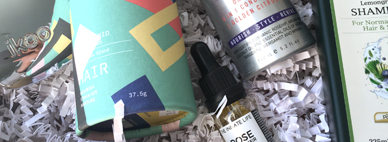 Vertue Box Quot Good Hair Day Quot Review The Green Edit